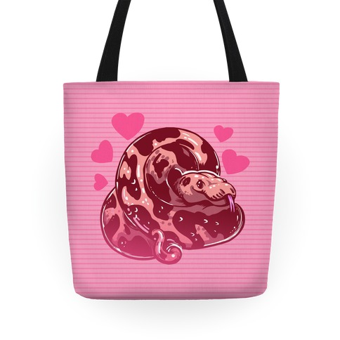 Don't Touch Me! (Ball Python) Tote