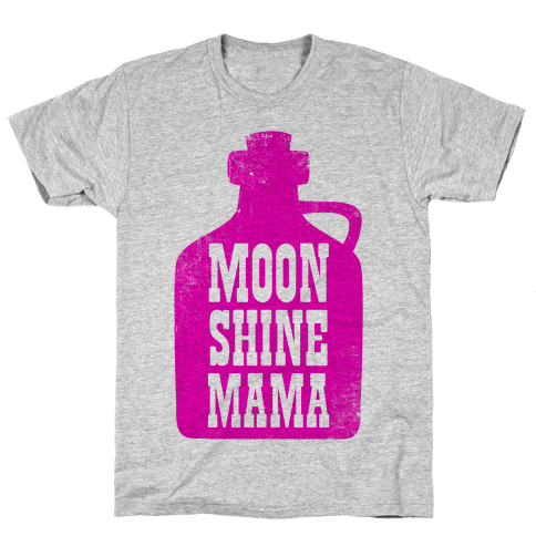 Moonshine Mama Mens T-Shirt
