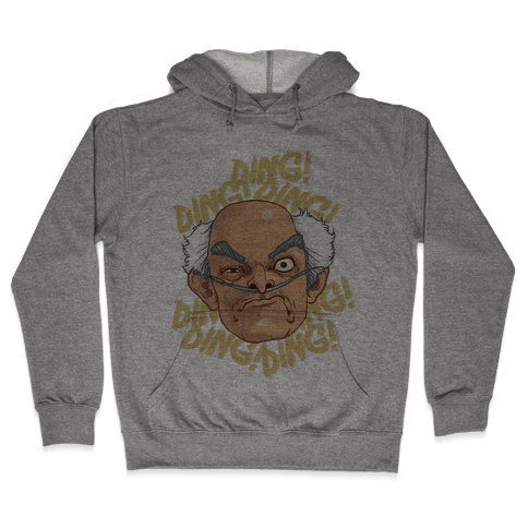 Hector Don't Like You Hooded Sweatshirt