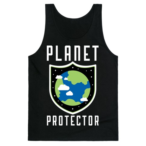 Planet Protector Tank Top