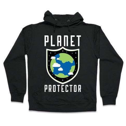 Planet Protector Hooded Sweatshirt