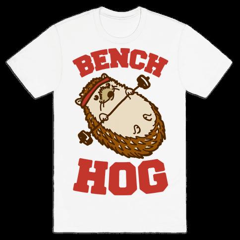 Bench Hog Mens T-Shirt