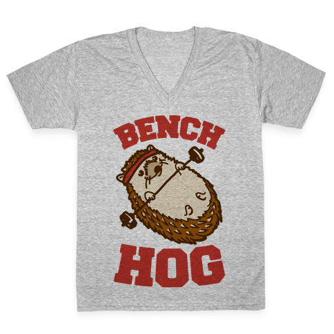 Bench Hog V-Neck Tee Shirt