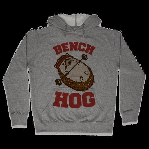 Bench Hog Hooded Sweatshirt