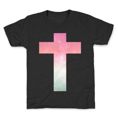Cosmic Cross Kids T-Shirt