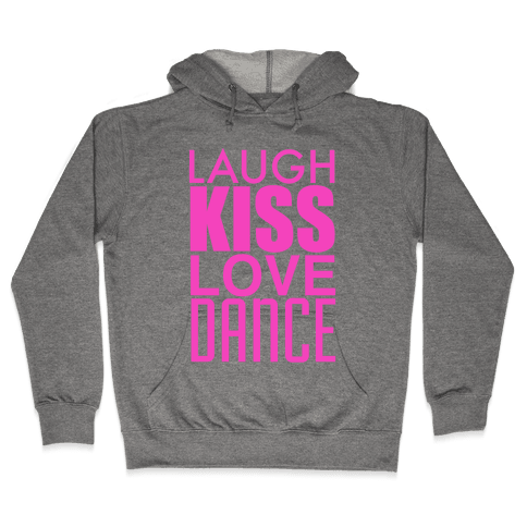 Live Life Hooded Sweatshirt