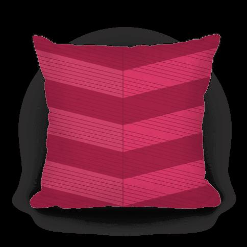 Stripes on Stripes Pattern (Red)