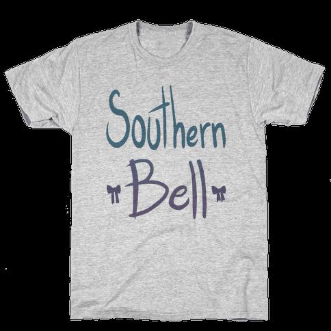 Southern Bell (tank) Mens T-Shirt