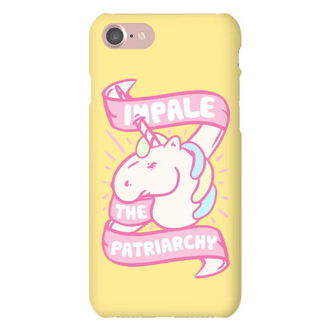 Impale The Patriarchy Phone Case