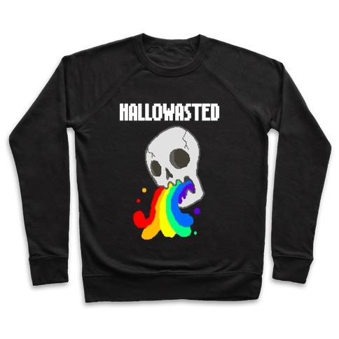 Hallowasted Pullover