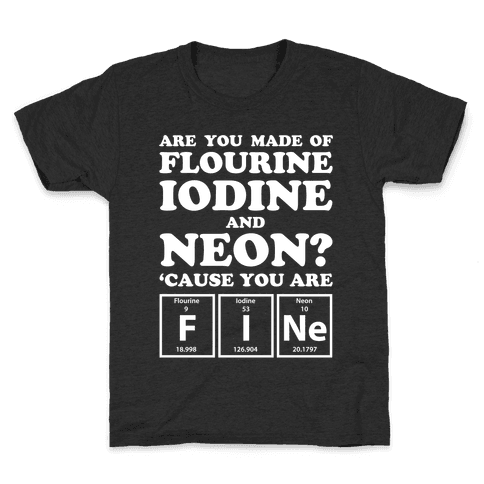 You Are Fine Kids T-Shirt