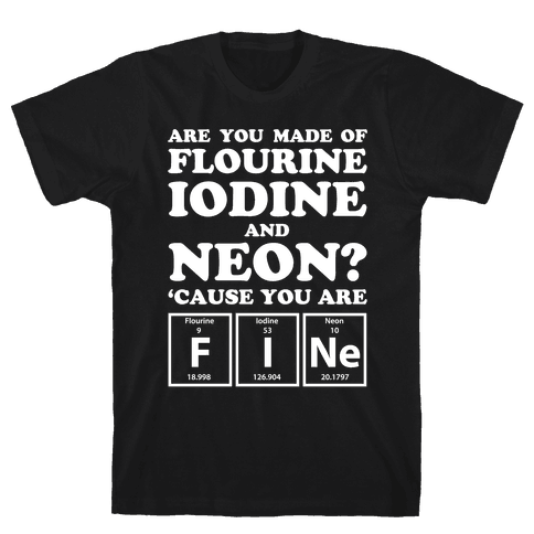 You Are Fine Mens T-Shirt
