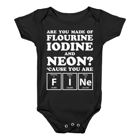 You Are Fine Baby Onesy