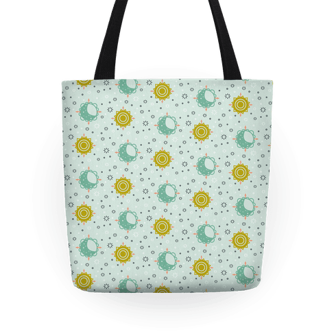 East of the Sun & West of the Moon Compasses Tote