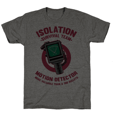 Isolation Survival Team Motion Detector