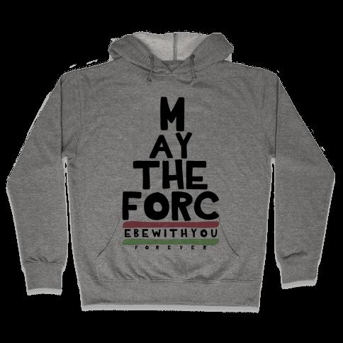 Jedi Vision Test Hooded Sweatshirt