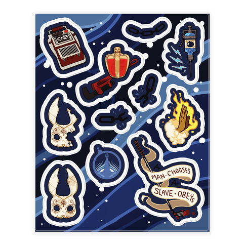 Bioshock  Sticker/Decal Sheet