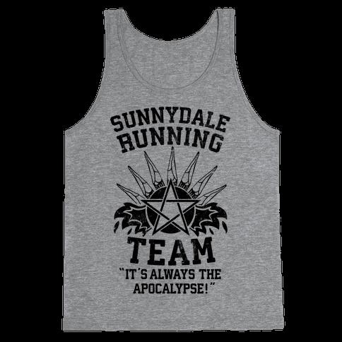 Sunnydale Running Team Tank Top