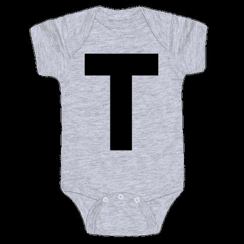T-Shirt Baby Onesy