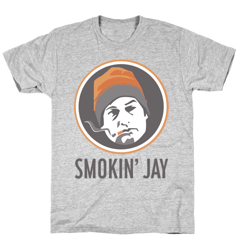 Smokin' Jay Mens T-Shirt
