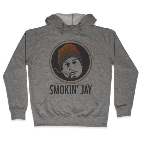 Smokin' Jay Hooded Sweatshirt
