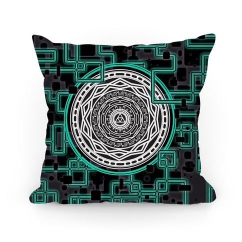 Twilight Princess Sigil Pillow