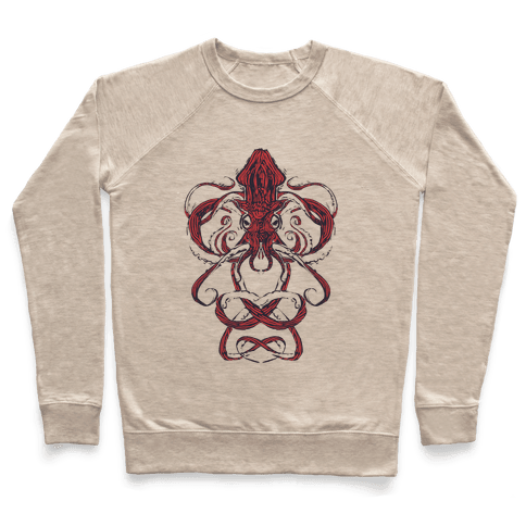Kraken Tangle Pullover