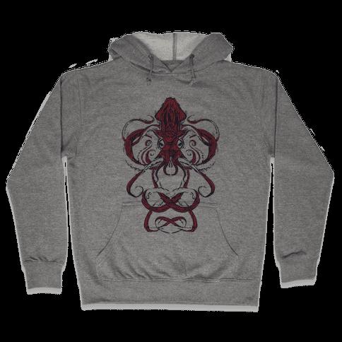 Kraken Tangle Hooded Sweatshirt