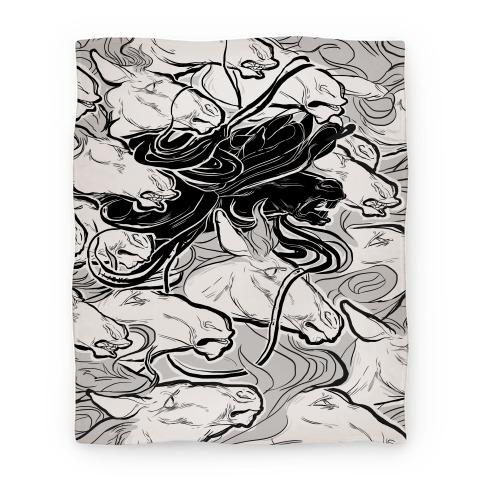 Dark Horse Blanket