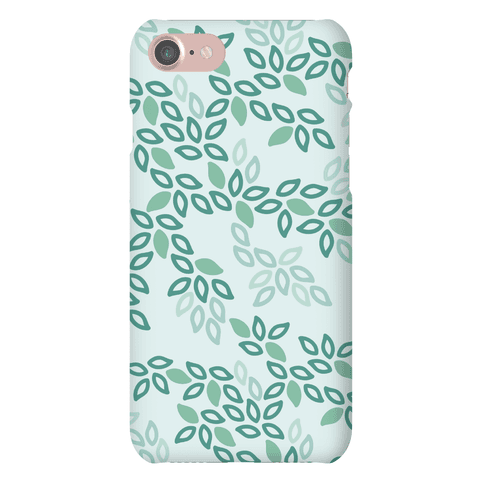 Fun Leaf Pattern Case Phone Case