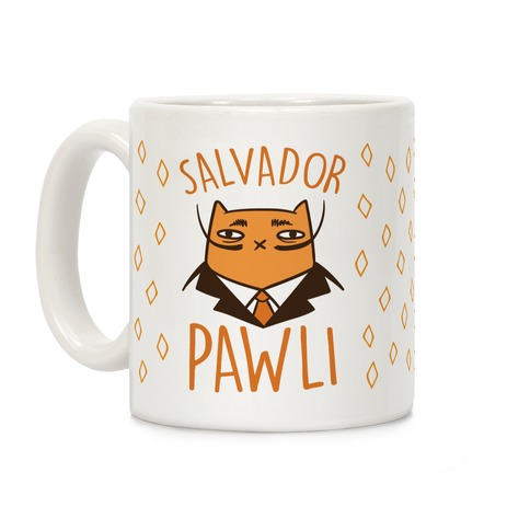 Salvador Pawli Coffee Mug