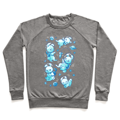 Bunnies In Space Pullover