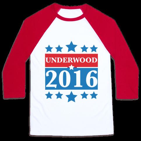 Underwood For President 2016