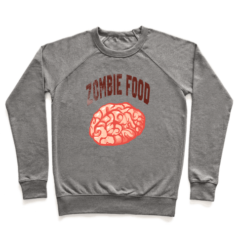 Zombie Food Pullover