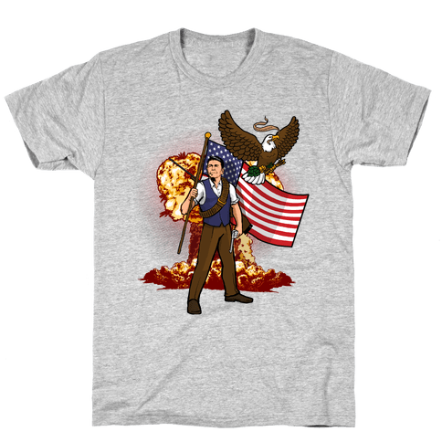 Total Reaganation Mens T-Shirt