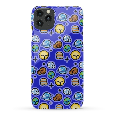Planet Booty Pattern Phone Case