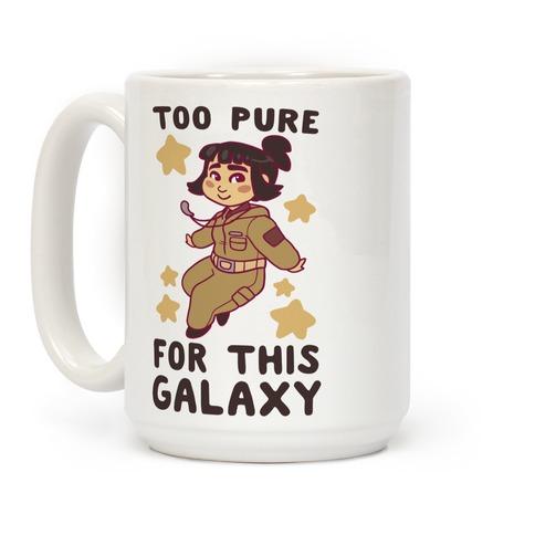 Too Pure For This Galaxy Coffee Mug
