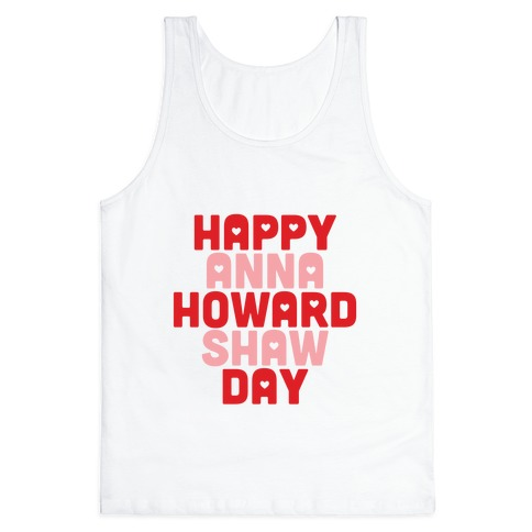 Anna Howard Shaw Day Tank Top