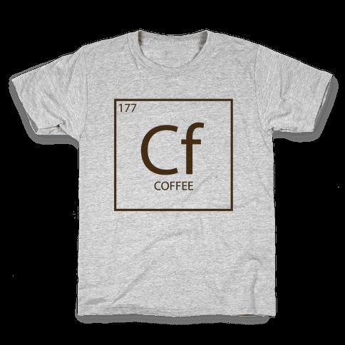 Coffee Science Kids T-Shirt