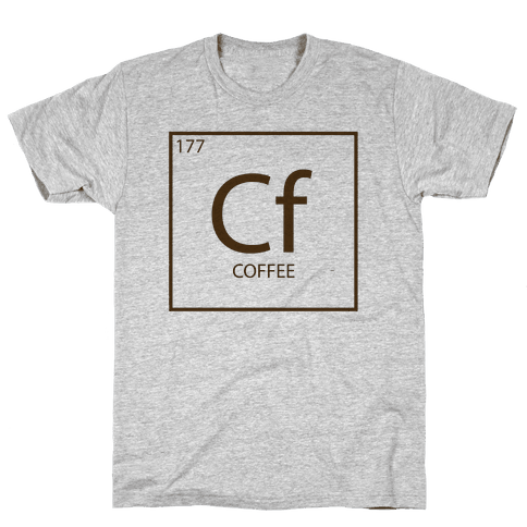 Coffee Science Mens T-Shirt