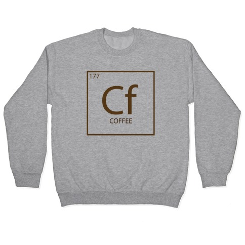 Coffee Science Pullover