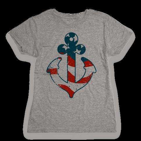 American Anchor Womens T-Shirt