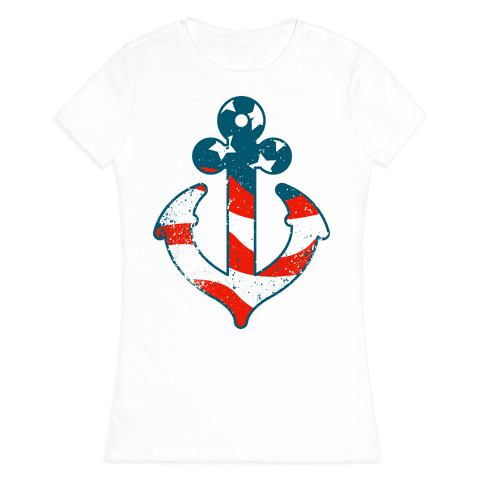 American Anchor Womens T-Shirt