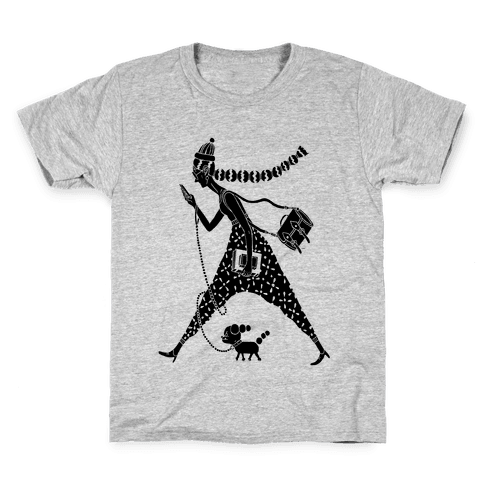 Beauty And The Beast Kids T-Shirt