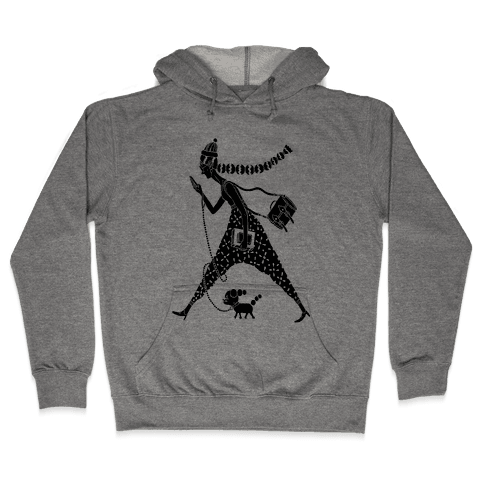 Beauty And The Beast Hooded Sweatshirt