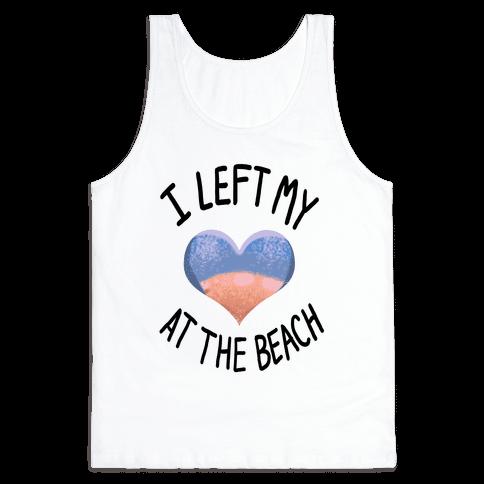 I Left My Heart at the Beach