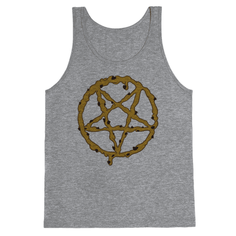 Cookie Dough Pentagram Tank Top