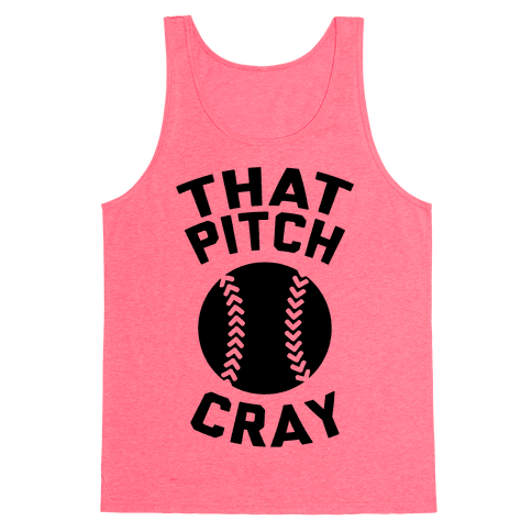 That Pitch Cray Tank Top
