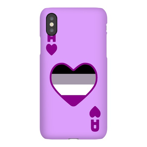 Ace Of Hearts Phone Case
