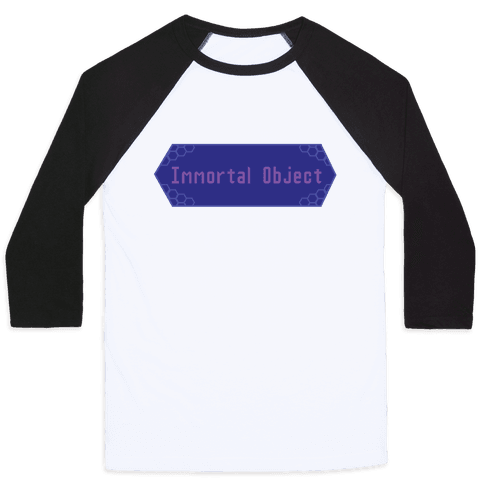Immortal Object